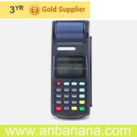 Happy price msr rfid gprs lottery ticket printing machine