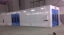 CE DT-2100 include 15M paint room+6M drying room