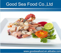 Frozen top quality seafood mixed IQF sea food mix