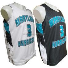 Fashionable promotional european basketball uniform design