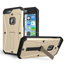 For Apple iPhone 6 Defender Kickstand Mobile Phone Case
