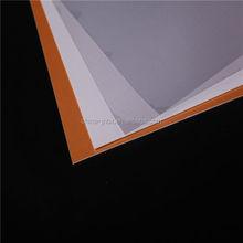 White/Silver/Golden Laminated Magnetic Stripe A4 Inkjet Printable PVC Sheet