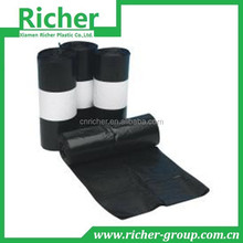 packing garbage blocks & roll bags manufacturers on roll with printing