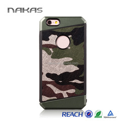 Flexible price for iphone 6 6s pc + tpu sublimation case