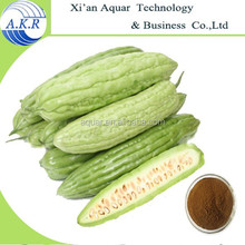 2015 ISO manufacturer supply momordica charantia extract/Bitter Melon Extract powder free sample