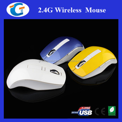 Computer accessories wholesale wireless optical mouse