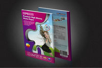 Advanced A4 260g one Side inkjet high glossy photo paper