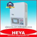 affichage numérique Éventail 220v ac régulateur automatique de tension pour utilisation à domicile