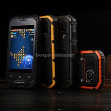 2015 waterproof dual sim mobile phone discovery v6