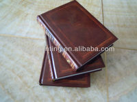 hardcover ancient book printing