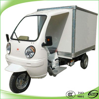 200cc cargo tricycle closed trike