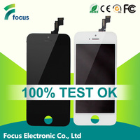 Factory price for iPhone 5c lcd assembly with digitizer, original for iPhone 5c lcd display