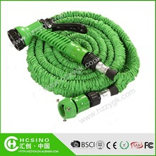 Agriculture Irrigation Expandable PVC Lay flat Water Hose SA-1009