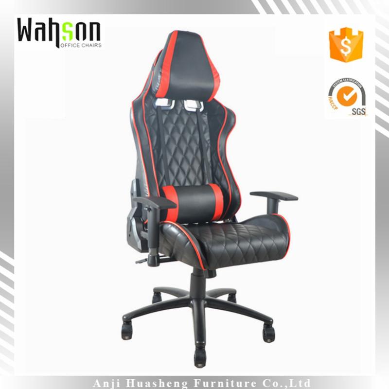 Wahson 공장 OEM 회전 게임 의자 Dxracer 경주 좌석 의자