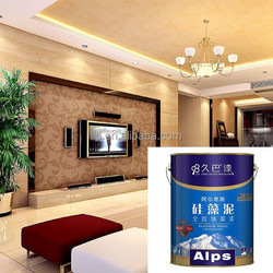 LLP low VOC enviroment friendly project use exterior wall paint