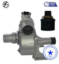 Aluminum Self priming centrifugal drag pumps with SU50&80 for Irrigation Made in China