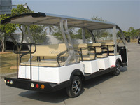 Mini 14 seater electric golf cart price LT-S14