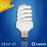 Cheap price cool light full spiral 20W CFL Bulbs(ROHS&CE Approved)