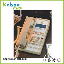 China manufacturer good price wholesale Hotel Telephone 2012 marketable caller id telephone model