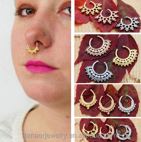 New Arrivel Septum Clicker Body Piercing Jewelry Septum