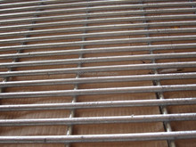 Metal wire privacy fences for research institute