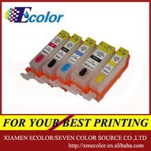 printer refill ink cartridge for canon ix6560