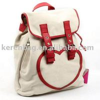 Famouse Brand cheap softback backpack with earphone outlet