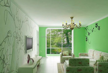 Water Proof Interior Wall Spray Paint Random Color Price Cheap than Wall Paper