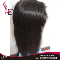 Qingdao buy direct from china factory express remy unprocessed virgin malaysian hair human hair wig