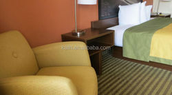 Modern Stitching Style Sofa/Used Hotel Furniture by China Supplier Hotel Furniture