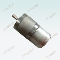 12V 25mm micro DC gear motor 2000RPM high speed for electric mini machine