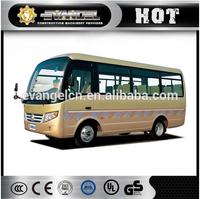 Mini luxury bus price yutong brand coach bus ZK6720DF