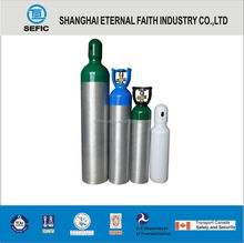 TPED DOT Aluminum Gas Cylinders Glass Fiber Gas Cylinder