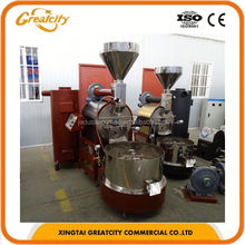 3kg gas heating original stainless automatic coffee roaster price