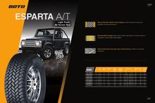 Cheap Light Truck Car, All Terrain Tyre Radial LT31*10.5R15