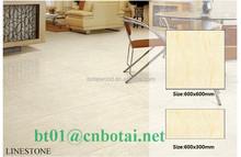 shandong linyi factory direct sale strip porcelain floor tile