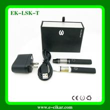 Hight quanlity LSK v8 ecig factory price V8 clearomizer