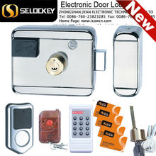 China Factory Remote control Access Electric Door lock