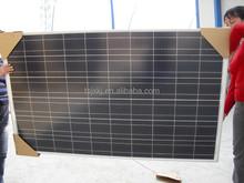High efficiency pv solar competitive price price per watt polycrystalline silicon solar panel high power solar panel