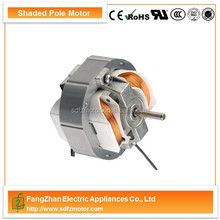 58 Series Single Phase Electric Motor For Fans