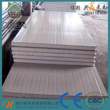 China 50mm thickness Roof EPS sandwich panel Price