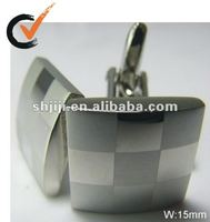 Laser Craft Newest Jewelry Wholesale High Quality Cufflinks