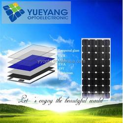 green power YYOPTO solar panel for solar cooler bag