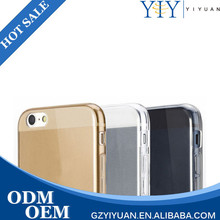 High Quality Advantage Price Ultra Thin Clear Tpu Phone Case For Apple For Iphone 6