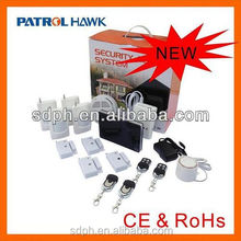 personal safety alarm Support SMS Message/ Mobile Call Function Panic Button