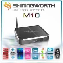 Factory price amlogic S812 2gb 8gb metal case Android Mini PC M10-E Android Mini PC