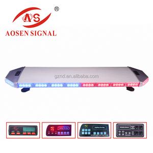 Auto flash asesor tráfico emergencia luz estroboscópica 88 LED advertencia ambarina