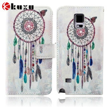 Unique design folio fashion pattern printing practical flip leather case for iPhone