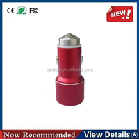 Mobile Phone Accessories Ce Fcc Rohs Dual Usb Car Charger For Laptop