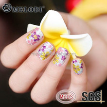 MELODI dry nail polish strips with competitive price